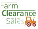 Farm Clearance Sales