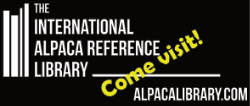 Come visit the International Alpaca Reference Library!